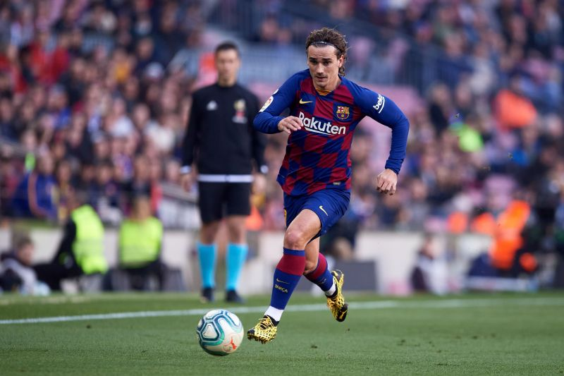 Antoine Griezmann has yet to prove his hefty transfer sum at Barcelona
