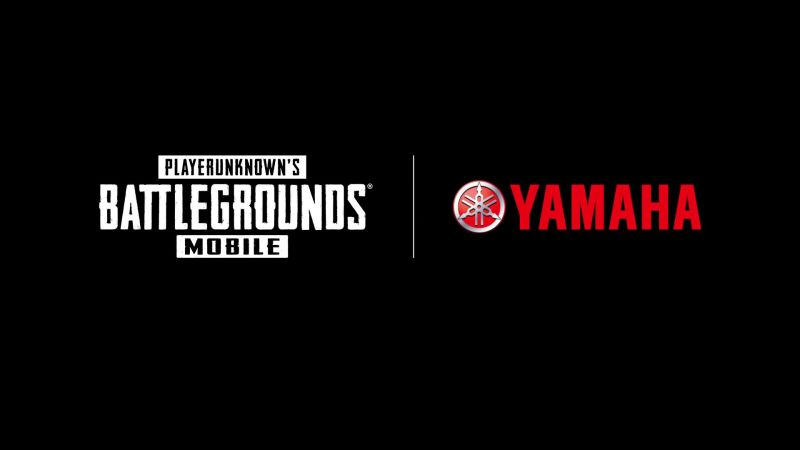PUBG Mobile and Yamaha crossover