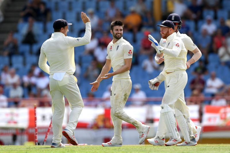 West Indies v England - 3rd Test: Day Four