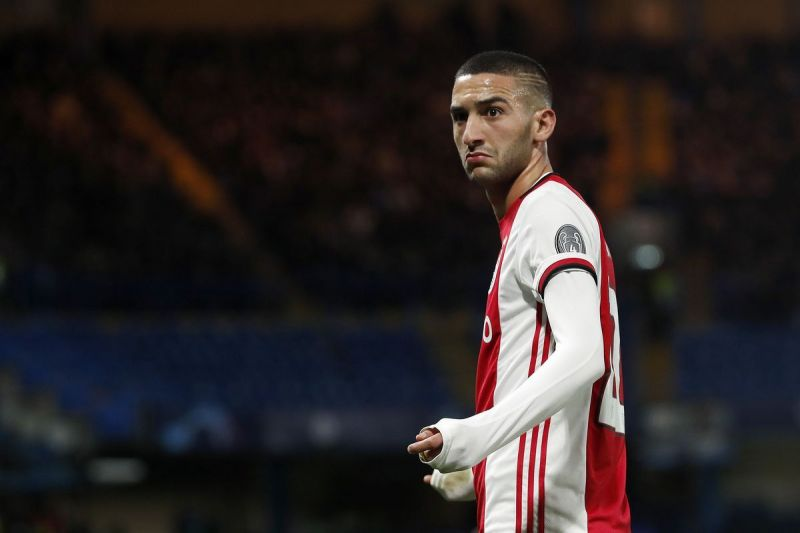 Hakim Ziyech will link up with EPL side Chelsea on July 1