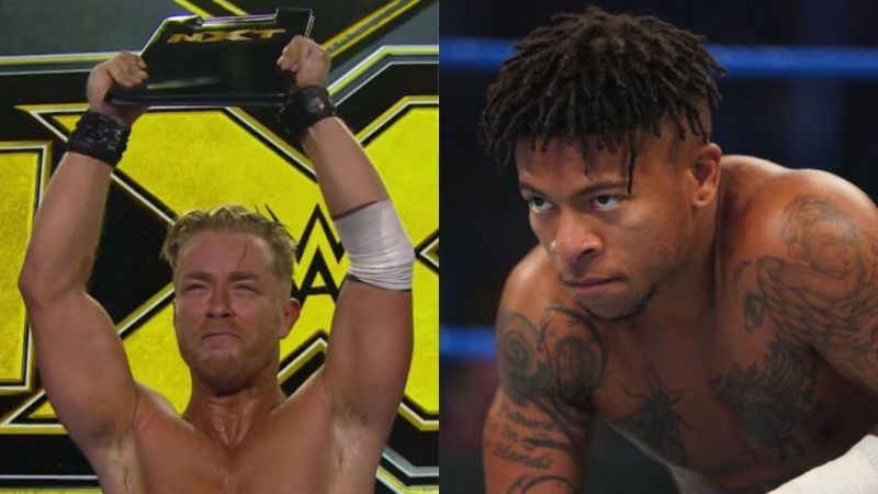 Lio Rush hits out at WWE for using Drake Maverick's release as storyline - Sportskeeda