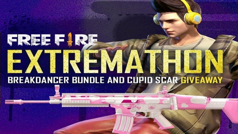 Extremathon Event in Free Fire