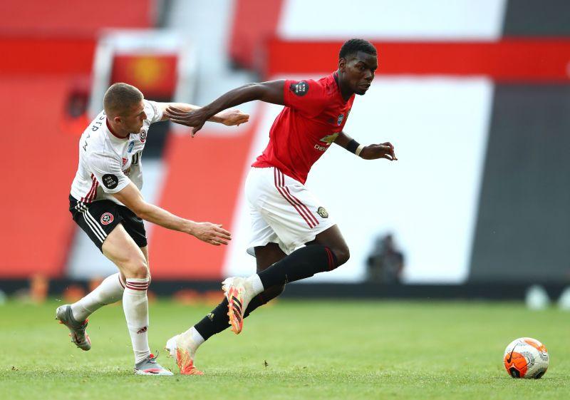 After an injury-stricken season, Pogba has begun to regain match fitness