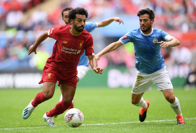 Manchester City hosts arch-rivals Liverpool this week