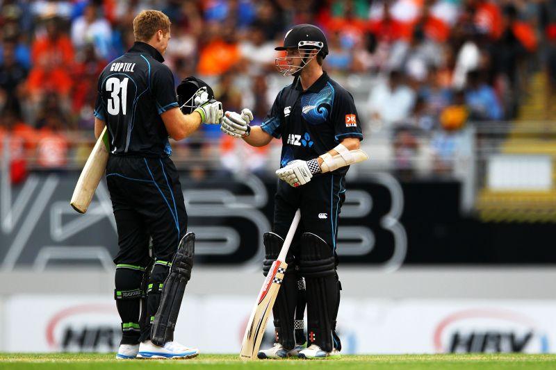 New Zealand v India