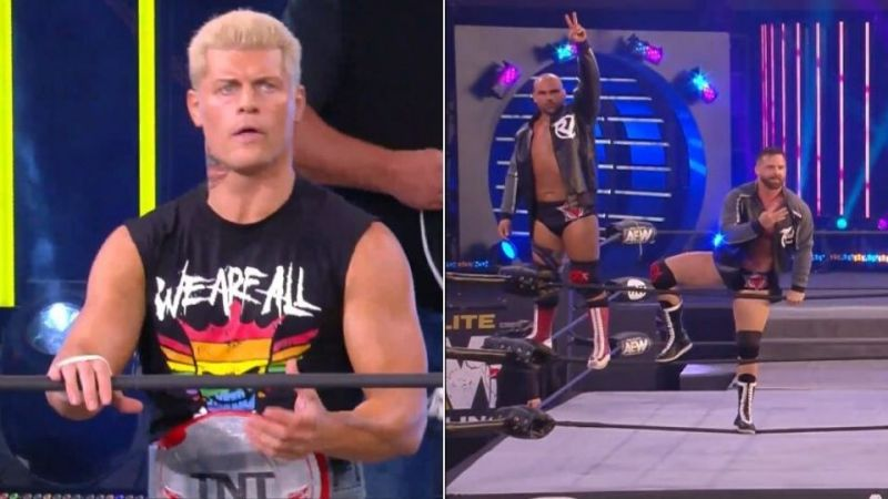AEW Dynamite Results: TNT Championship on the line, FTR's in-ring debut
