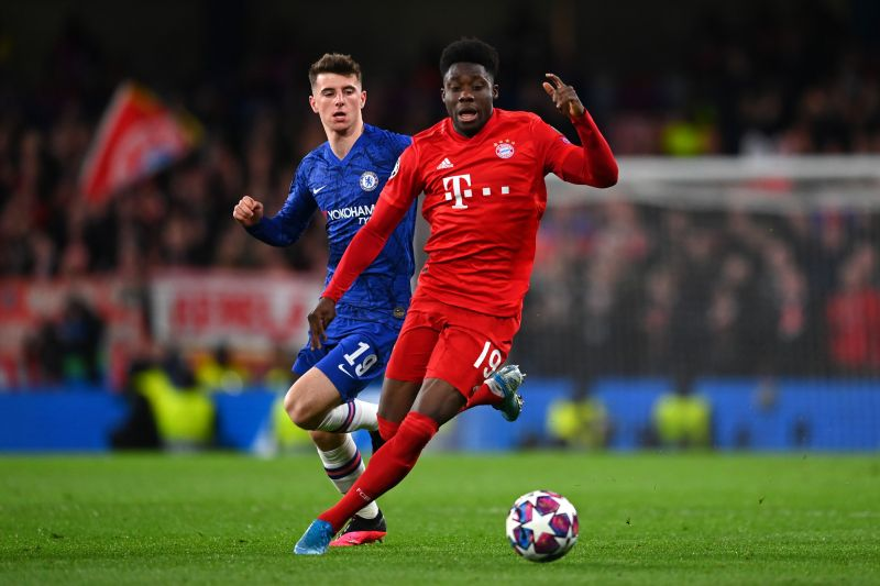 Alphonso Davies is one of the best emerging players to play for the Bavarians