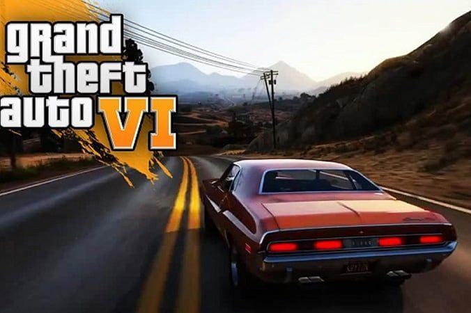 Fan made poster of GTA 6. Image: Gearbest.