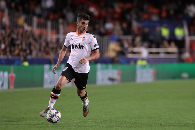 Ferran Torres has burst onto the scene this season for Valencia