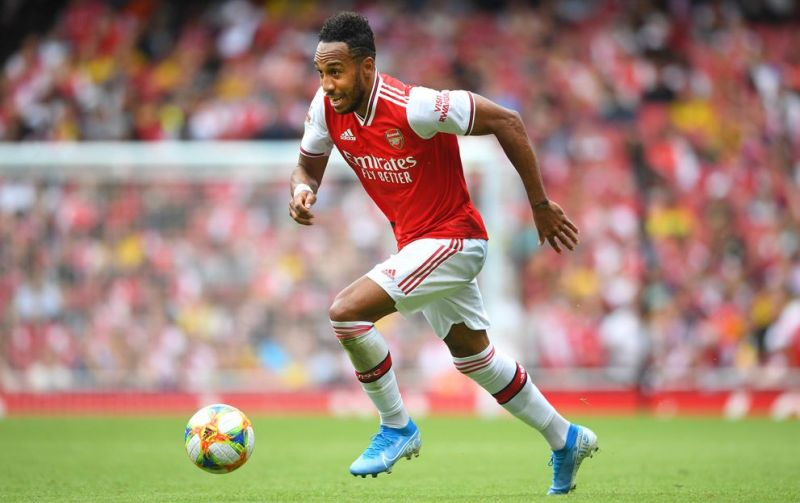 Aubameyang is a good captaincy choice for this round.