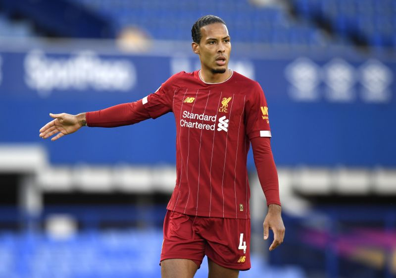 Virgil Van Dijk joining Liverpool chaned things for the better at Merseyside.