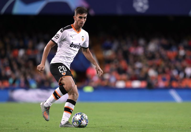 Torres has caught the eye at Valencia this season