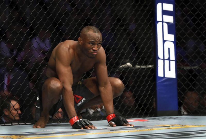 Kamaru Usman has set some high standards and is on a 15 fight-win streak.