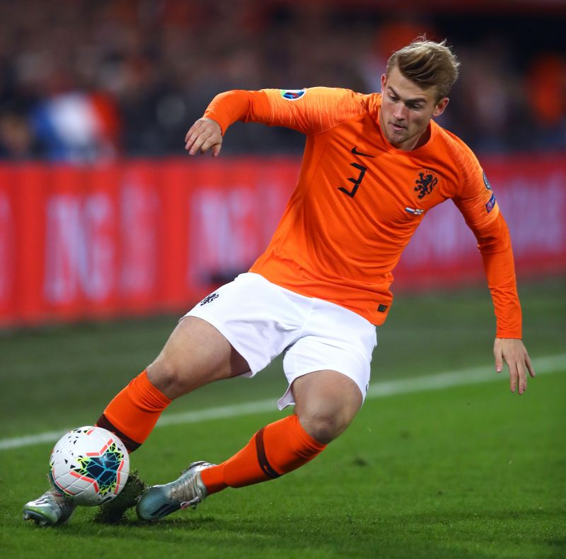 Matthijs de Ligt is one of the most promising young defenders in world football.
