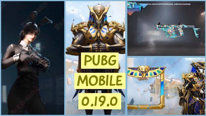 PUBG Mobile 0.19.0 Update Features