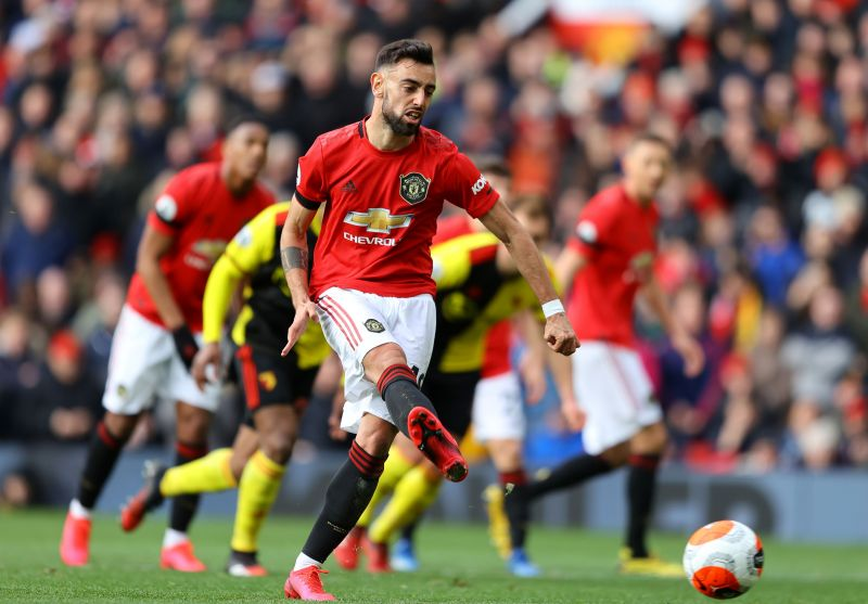 The addition of Bruno Fernandes had sparked a strong run for Manchester United prior to the two-month break