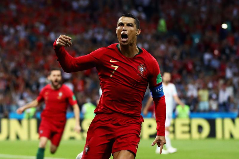 Cristiano Ronaldo holds the record for scoring against the most national teams at 41 different nations