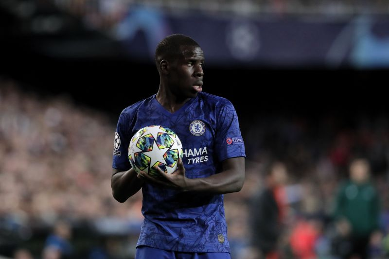 Chelsea centre-back Kurt Zouma could still fetch a hefty fee this summer if he were to be sold