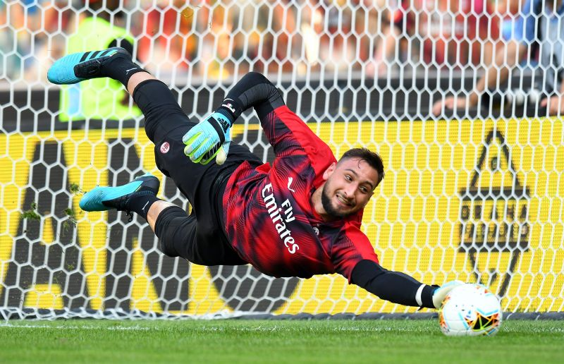 Donnarumma is regarded as one of the most exciting prospects in the European game