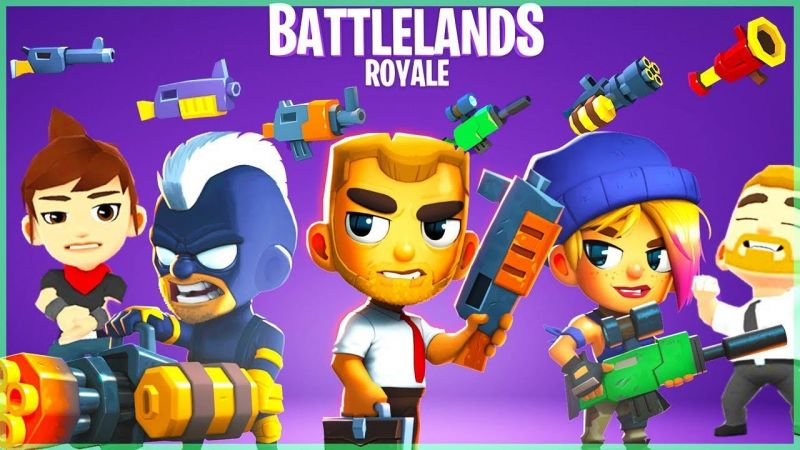 Battlelands Royale (image via YouTube)