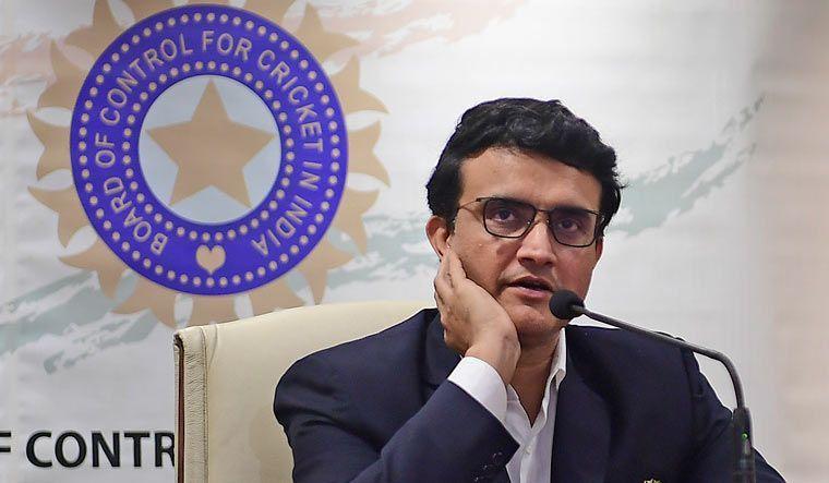 Sourav Ganguly, the BCCI President