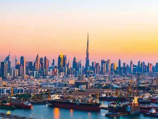 Dubai. Image: Gulf News.