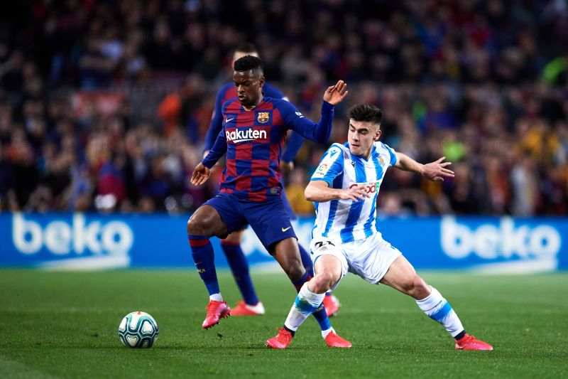 Semedo seems to be on his way out