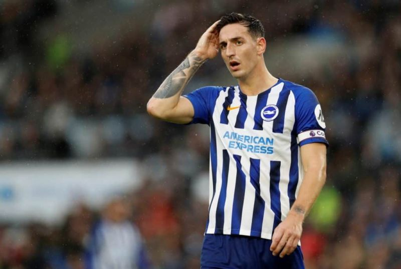 Lewis Dunk has been one of Brighton
