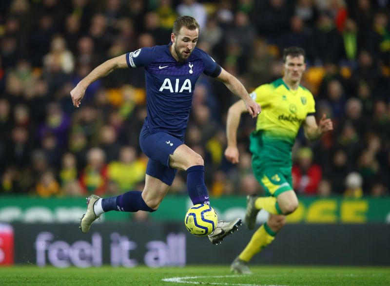 The English striker has been the key man for Tottenham Hotspur inside the box.