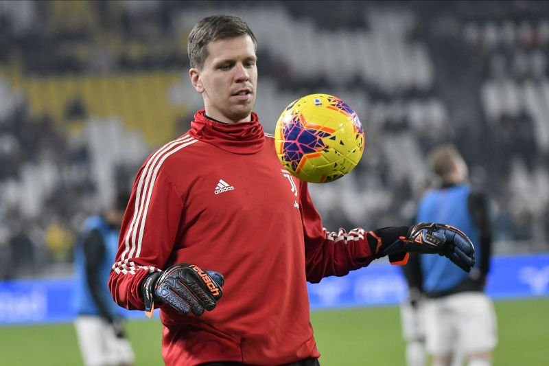 Wojciech Szczesny was hardly tested in the Juventus goal on Tuesday night