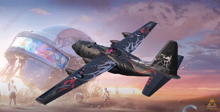 Airplane skin will be available