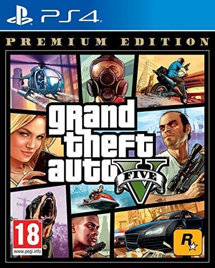 GTA 5 online premium edition