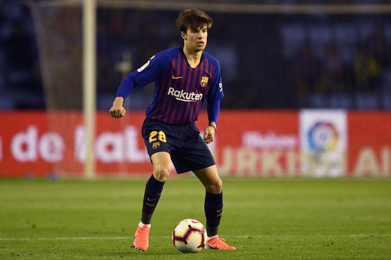 Riqui Puig showed plenty of promise yet again for Barcelona