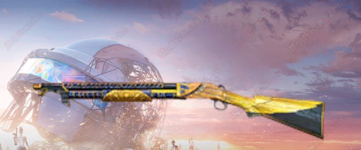 You can lay your hands on a new shotgun skin