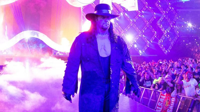 How can we even begin to say goodbye to The Undertaker?