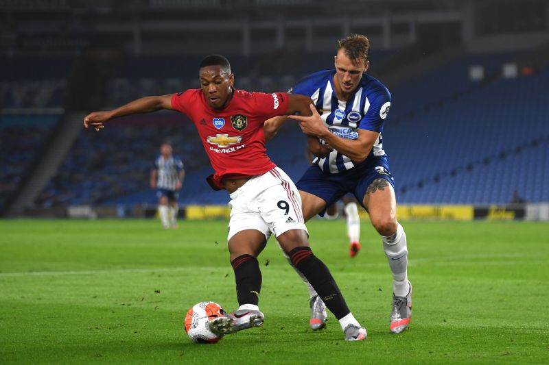 Brighton & Hove Albion v Manchester United - Premier League