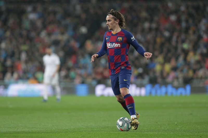 Antoine Griezmann has struggled to establish himself within the Barcelona team