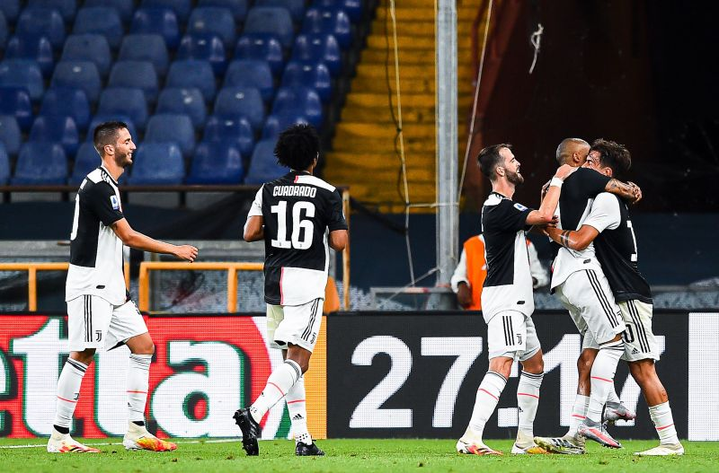 Juventus established a 3-1 victory over Genoa in Serie A on Tuesday night