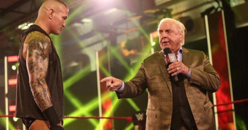 Spoiler: Randy Orton To Destroy Ric Flair On WWE Raw? 2