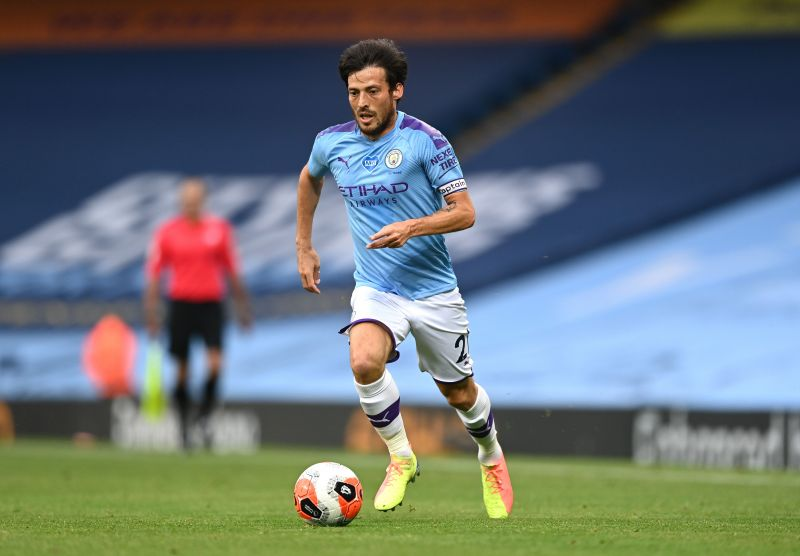 David Silva will part ways with Manchester City after ten years at the club