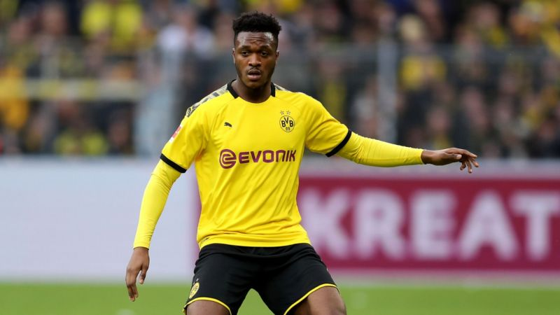 Dan-Axel Zagadou has made significant progress at Borussia Dortmund