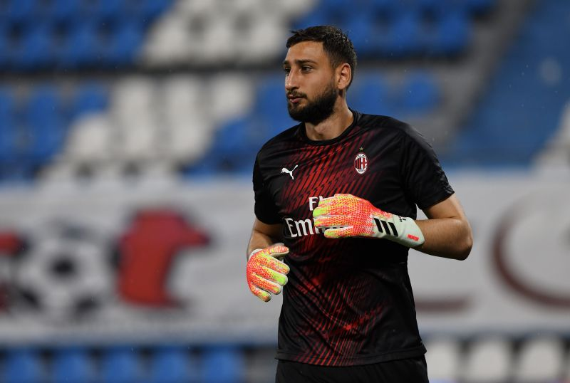 Donnarumma is one of the world