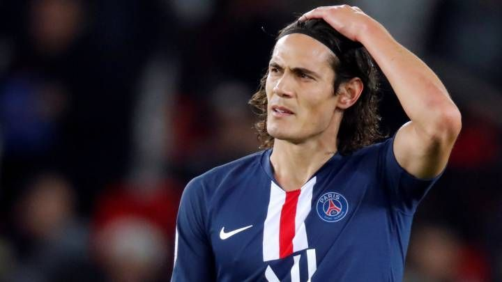 Edinson Cavani will be one of the transfer window