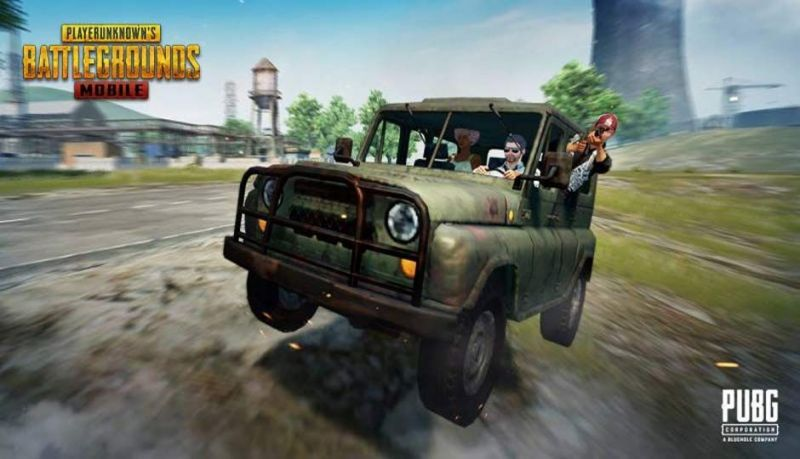 A vehicle can be crucial in games