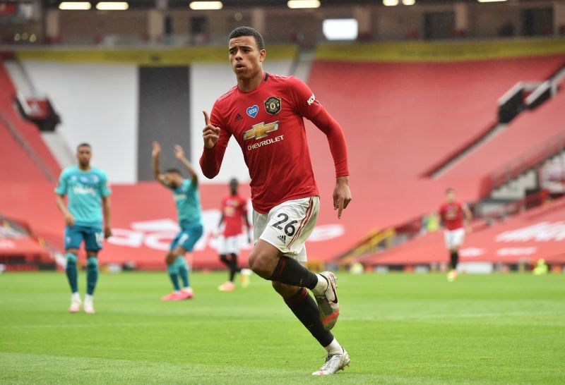 Teenager Mason Greenwood has made his mark on the Premier League this season with 8 goals