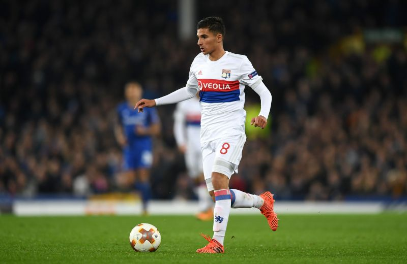 Houssem Aouar has been linked with Manchester City before