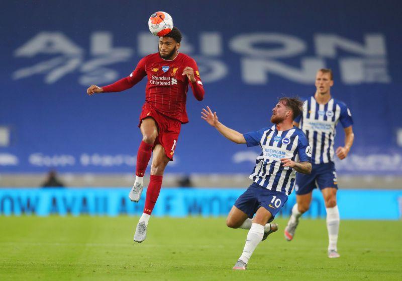 Joe Gomez has been the unsung hero in Liverpool
