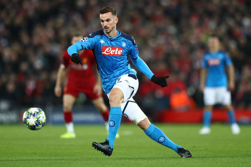 Fabian Ruiz has been a good player for Napoli