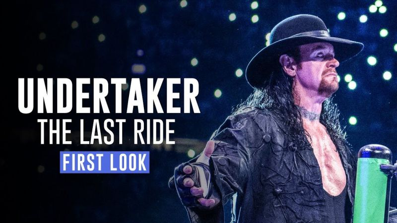 WWE legend, Undertaker, announced his retirement during his Last ride documentary.