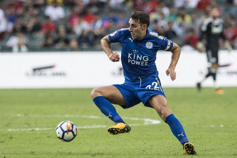 James is one of the longest-serving players in the Leicester squad.